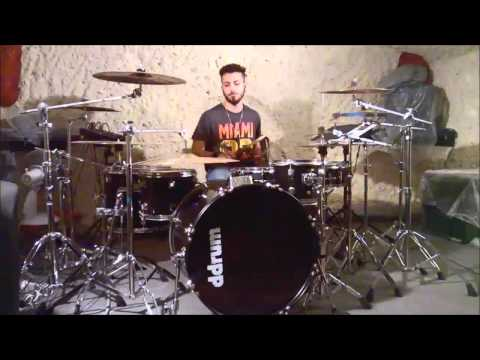 Baixar Adele - Set Fire To The Rain (reggae version by Reggaesta) drum cover Riccardo Paladini