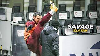 Zlatan IBRAHIMOVIC ● Savage & Cocky Moments   HD
