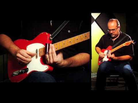 McNally Smith Presents: Greg Koch's Guitar Workshop Series | Lesson 5: Slide Techniques