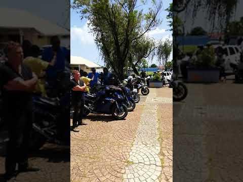 Mobilisation des motards du Nord