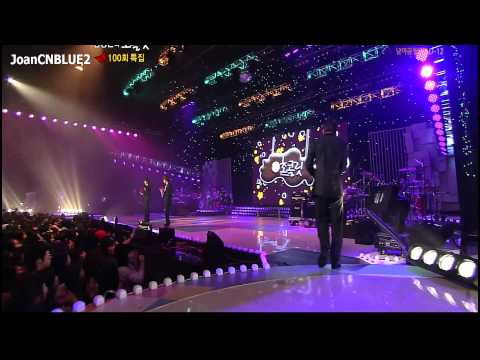 100529 용화 (CNBLUE) &태민 + 종현 (SHINee) - Chocolate Song