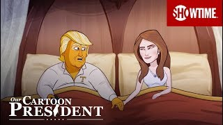 Our Cartoon President (2018) | Series Sneak Peek | Stephen Colbert SHOWTIME Series
