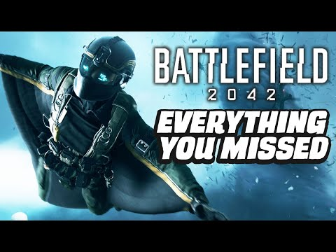Battlefield 2042 Trailer - Everything You Missed