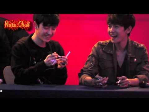 D.O(es) KyungSoo make you smile?