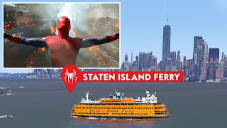 Every Marvel Cinematic Moment in New York City, Mapped | Vanity Fair