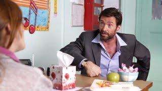 Hugh Jackman's Teacher Interview