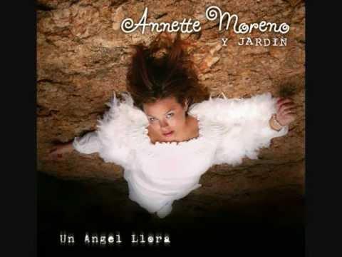 Annette Moreno - Un Angel Llora (Audio Oficial)