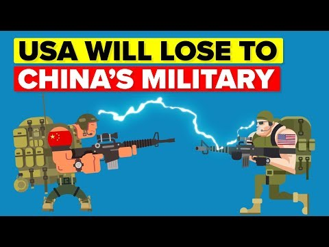 Why China Can Finally Defeat the US Navy