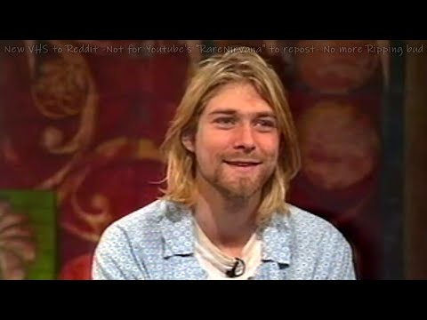 Nirvana react to In Utero critics.