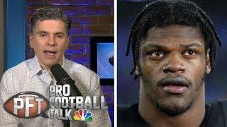 How does Lamar Jackson stack up against Michael Vick?   Pro Football Talk   NBC Sports