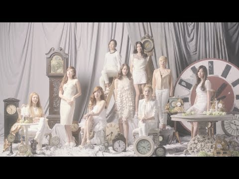 Girls' Generation 少女時代 'Time Machine' MV