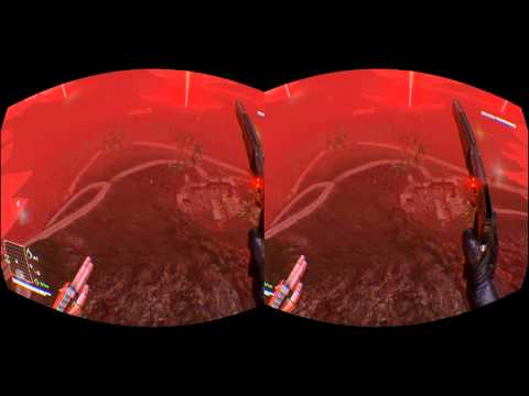 Far Cry 3: Blood Dragon with Oculus Rift by AnanasBe