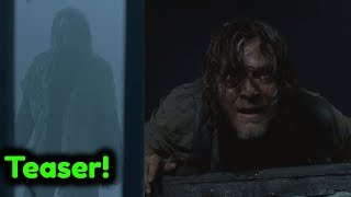 WHISPERERS COMING AFTER DARYL! The Walking Dead Episode 9x08 Promo Breakdown!