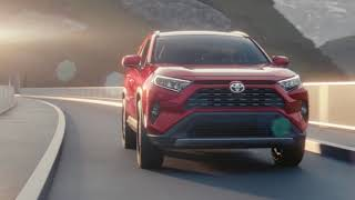 Toyota shows off new 2019 RAV4 -