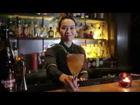 Best Bartender cocktail at Aqua Spirit by Natalie Lau