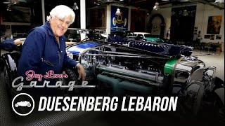 1930 Duesenberg LeBaron Barrelside - Jay Leno's Garage