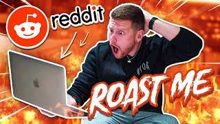 REDDIT ROASTS BEHZINGA