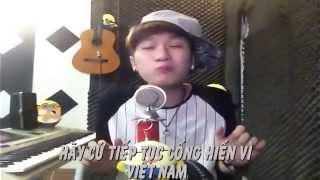 U19 Việt Nam - Vanh LEG chế Aloha