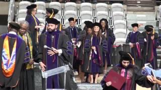 Christopher Marshall 2017 Thurgood Marshall School Of Law Graduation