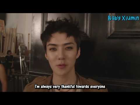 [ENG] 160823 EXO- Lotto MV Making