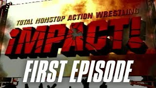 iMPACT! First Episode (June 4, 2004) | FULL SHOW