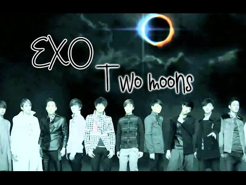 EXO (Feat. Key)- Two moons [Sub español + Rom + Hangul]