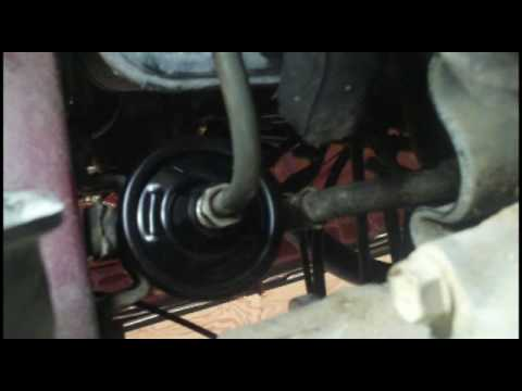 fuel filter replacement 2 of 2 in the 2000 toyota sienna ... toyota fuel filter location #2