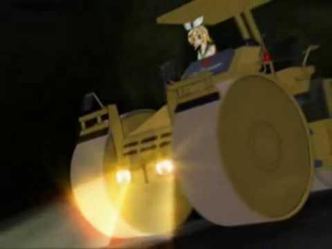 Hatsune Miku & Rin - Road Rage!