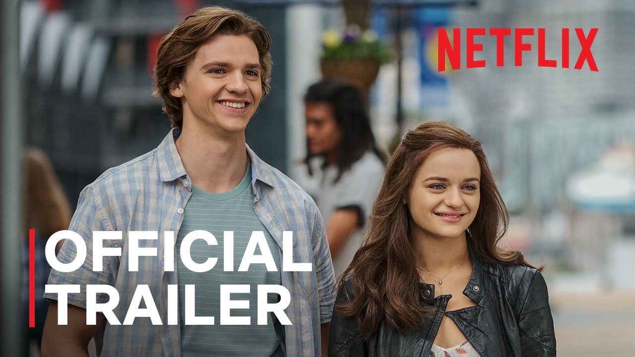 Trailer de The Kissing Booth 2