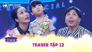 Biệt tài tí hon   teaser tập 12: Thần đồng ngoại ngữ Minh Anh và những biểu cảm đáng yêu muốn xỉu