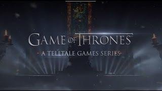 Game of Thrones: A Telltale Games Series - Announcement Trailer