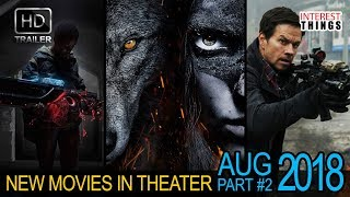 Best Movies in Theaters in August 2018 part #2