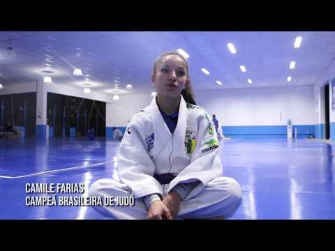 Judoca da Randori/Guairacá sagra-se campeã nacional
