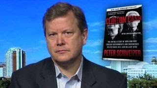 Peter Schweizer on 'Clinton Cash's' role in foundation probe