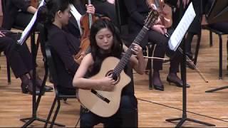 장하은 필로스 (haeun jang pilos) guitar  해럴드 필하모닉 오케스트라 협연 앵콜곡