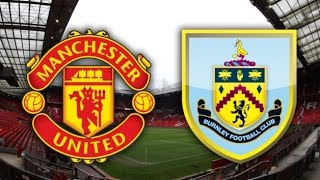 Manchester United Vs Burnley 0 - 0  Premier League Footage (EXTENDED HIGHLIGHTS FULL HD 1080 2016)