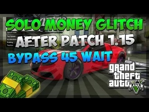 GTA 5 SOLO Money Glitch - GTA 5 Glitches - GTA 5 Online Solo Money Glitch (AFTER PATCH 1.15) - MW3Stream  - fk1y9j_Ixt0 -