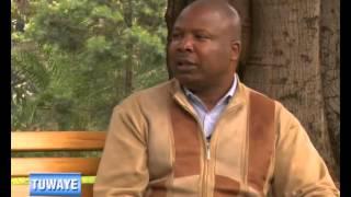 Tuwaye: Godfrey Christopher Mwesigwa, eyali omusawo we kinnansi