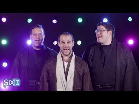 """Chanukah video by A Capella group """"Six 13"""""""