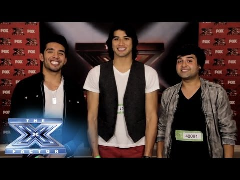 Yes, We Made It!: Destino - THE X FACTOR USA 2013 - Smashpipe Entertainment
