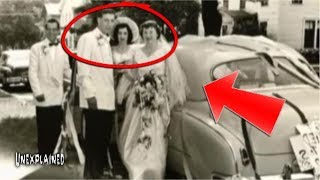 Man Watching His Parents' Wedding Video From 1953 Notices One Startling Detail