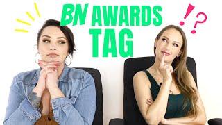 Beauty News Awards TAG!!! #BEAUTYNEWSAWARDSTAG