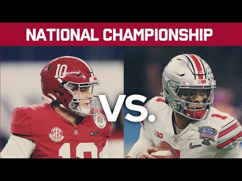 Alabama vs. Ohio State Preview | Who has the edge | Keys to the game | CFB Title Game