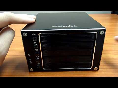 Addonics Compact RAID - product overview (2 of 8)