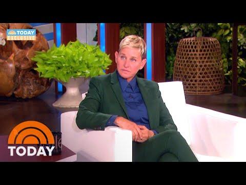 Ellen DeGeneres Talks About Her Struggles With Depression