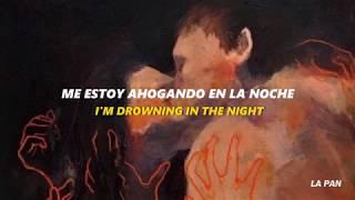 The Weeknd - Blinding Lights (lyrics español english)