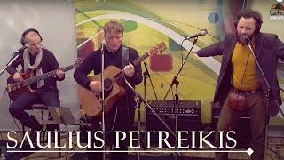 Saulius Petreikis - Lithuanian folk instrument - Lumzdelis