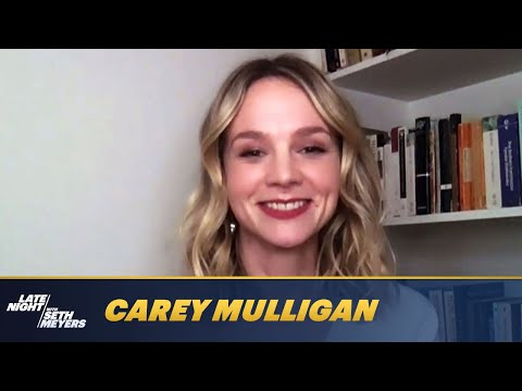 Carey Mulligan Recaps the Fight at a Promising Young Woman Screening