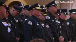 Last Call for Officer Shawn Miller