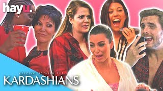 Try Not To Laugh #1 Kardashian Edition 🤪| Keeping Up With The Kardashians